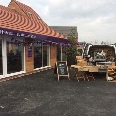 Taylor Wimpey Mobile Coffee