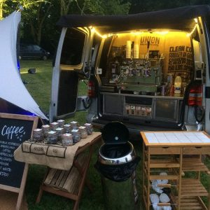 Pop-Up Coffee Solutions