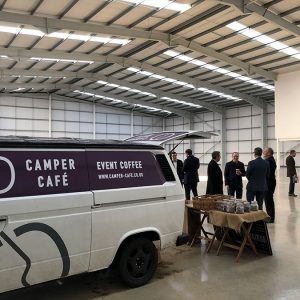 Camper Cafe Event Coffee