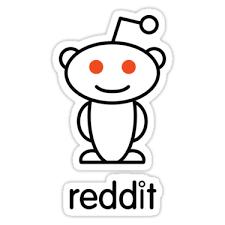 Reddit guerrilla marketing stickers