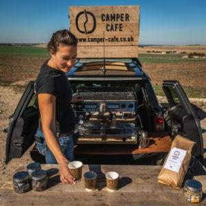 Mini Coffee car hire